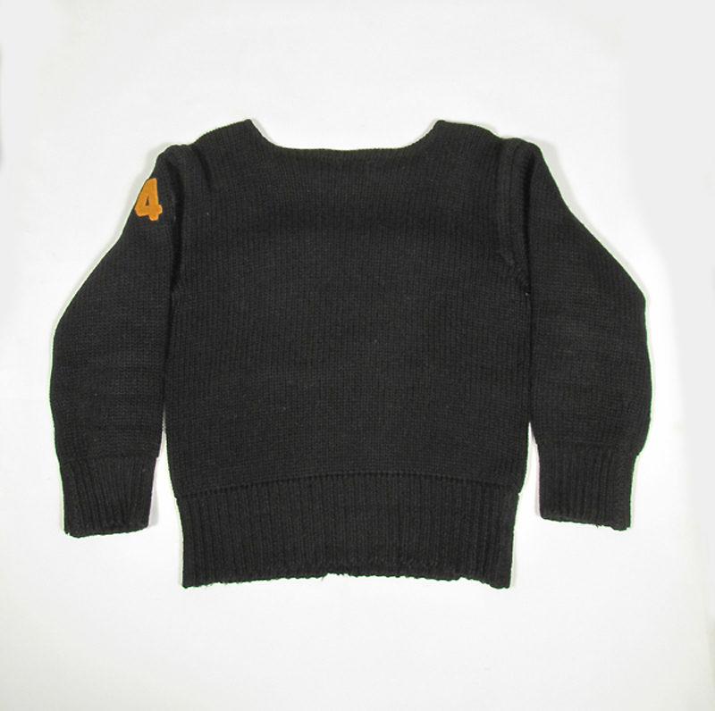 1940's メンズセーター後ろ