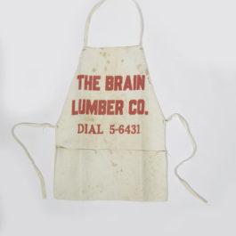 1940's Lumber company apron 材木屋のエプロン