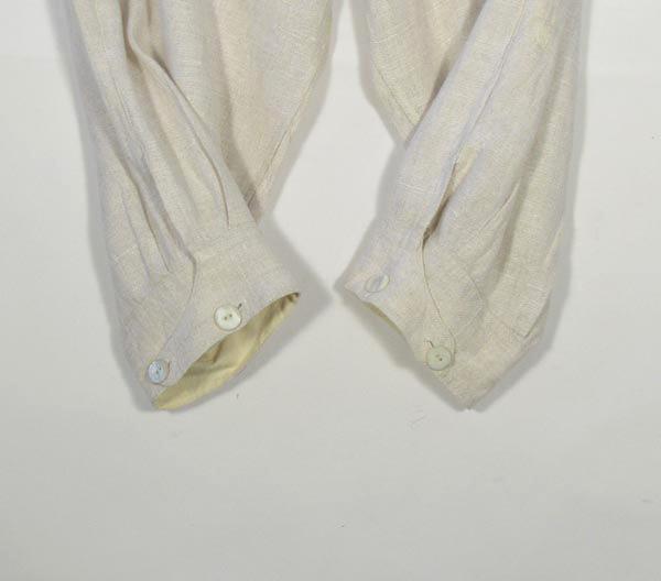 1920年代リネンニッカーズ裾