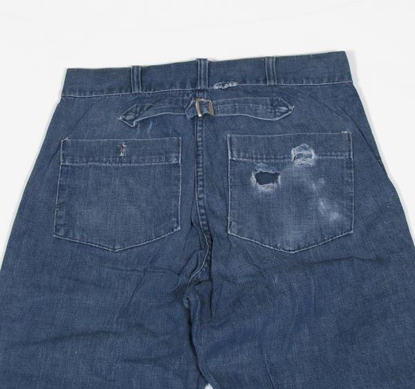 HERCULES work pants シンチベルトワークパンツ40's50's