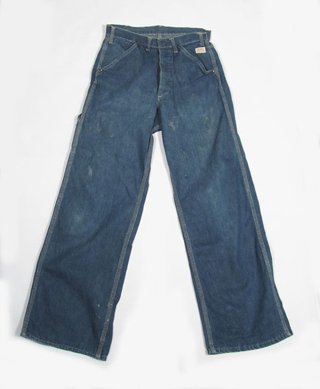 STRONG RELIABLE 1940's work pants 前