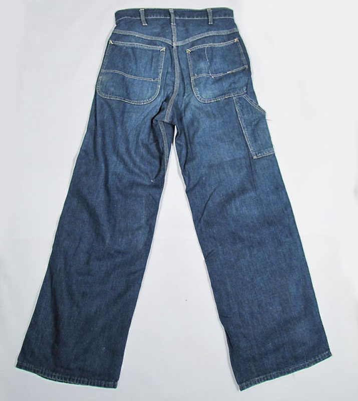 STRONG RELIABLE 1940's work pants 後
