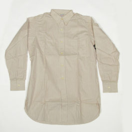 1930's men's long sleeve shirts, vintage, deadstock メンズ長袖シャツ