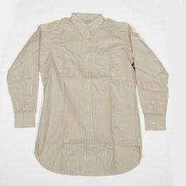 1930's men's long sleeve shirts, vintage, deadstock メンズ長袖シャツ