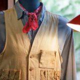 vintage hunting vest