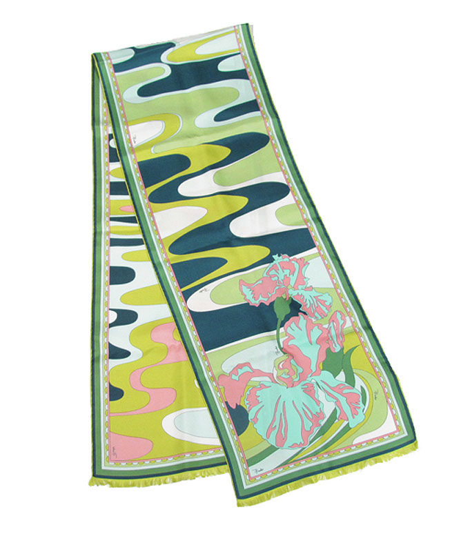 Emilio Pucci エミリオプッチ、スカーフ
