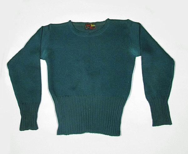 1930年代メンズセーター