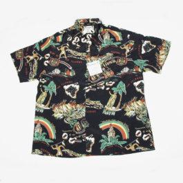 980年代、Kamehameha、レーヨンアロハシャツ