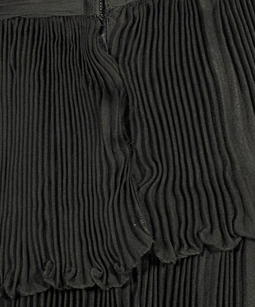 Suzy Perette 黒シルクパーティードレス☆1950'sビンテージ