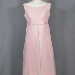 1960'sピンクワンピースドレス☆パーティー