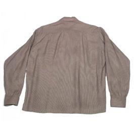 1950's long sleeve men's rayon shirts ビンテージメンズレーヨン長袖シャツ