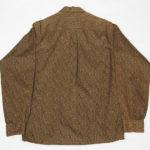 1950's-60'sメンズボタンダウンシャツ、アトミック