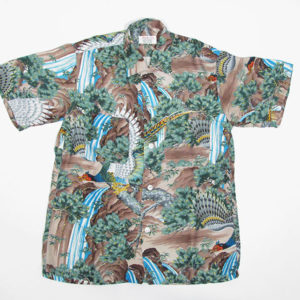 ビンテージ Pennys レーヨンアロハシャツ50's60's Rayon vintage Alha shirts 1950's
