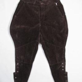 1900-1920年代ジョッパーズパンツ