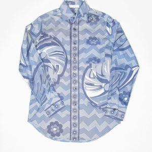 エミリオプッチメンズシャツ, Emilio Pucci men's shirts