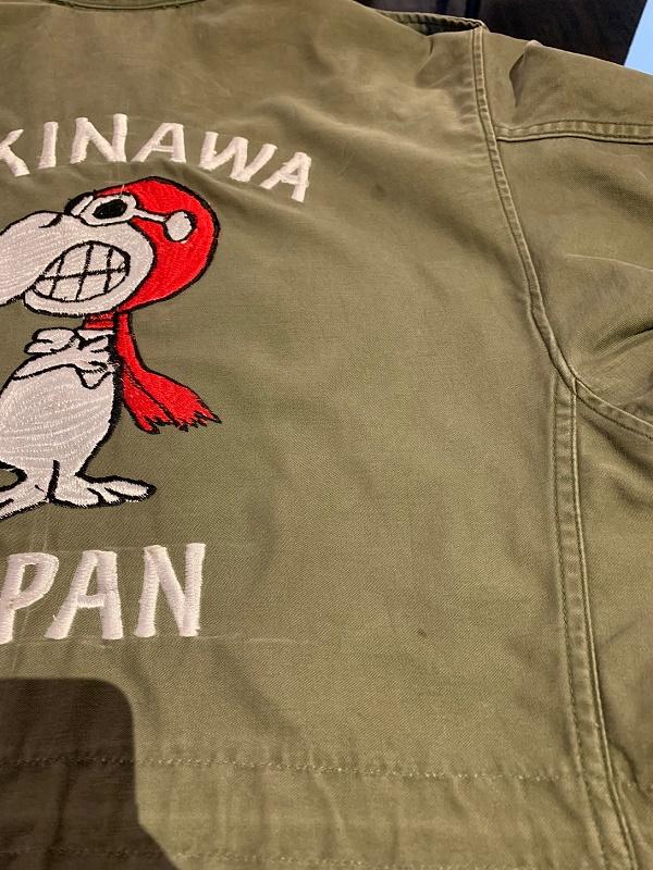 ☆スヌーピー刺繍ジャケット☆
