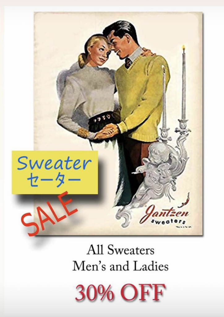 ※ALL Sweaters 30%OFF!!※