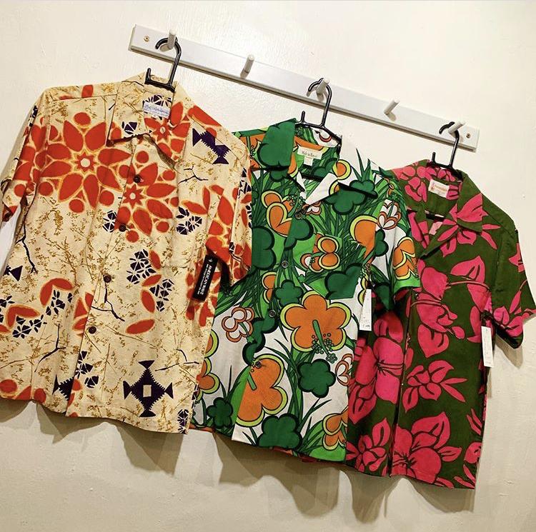 ☆★1960s ALOHA Shirts★☆