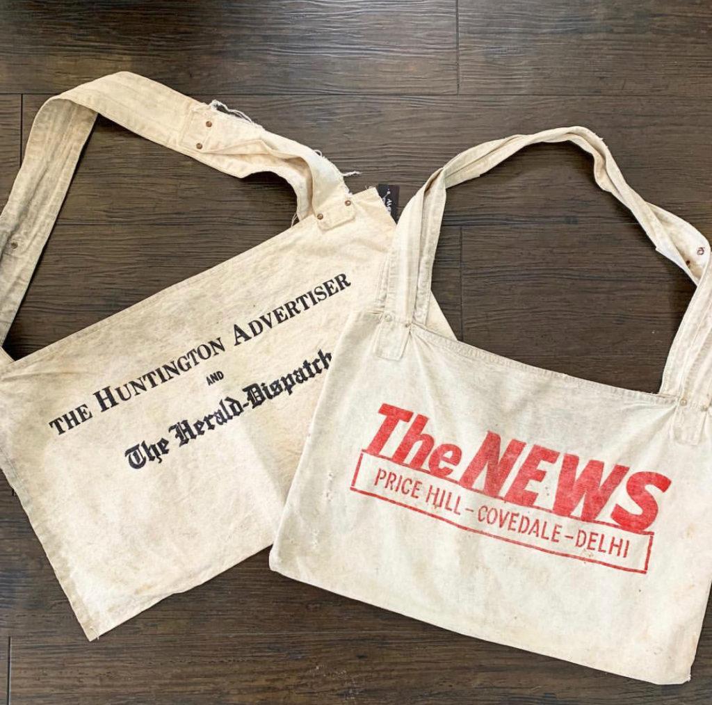 ★☆60s News Pepar Bag★☆