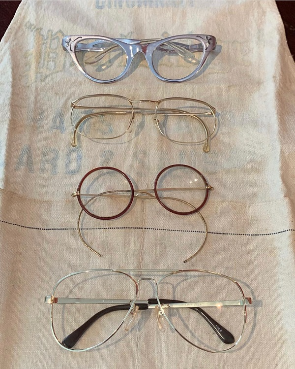 ♥Vintage eyeglass frame♥