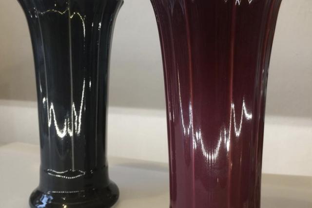 ♦Fiesta vases in stock♦