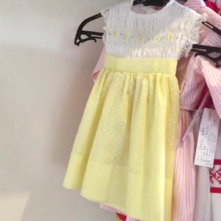 ♡Vintage children's dress.♥