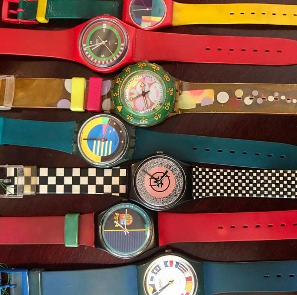 ☆★80s Swatch watch★☆