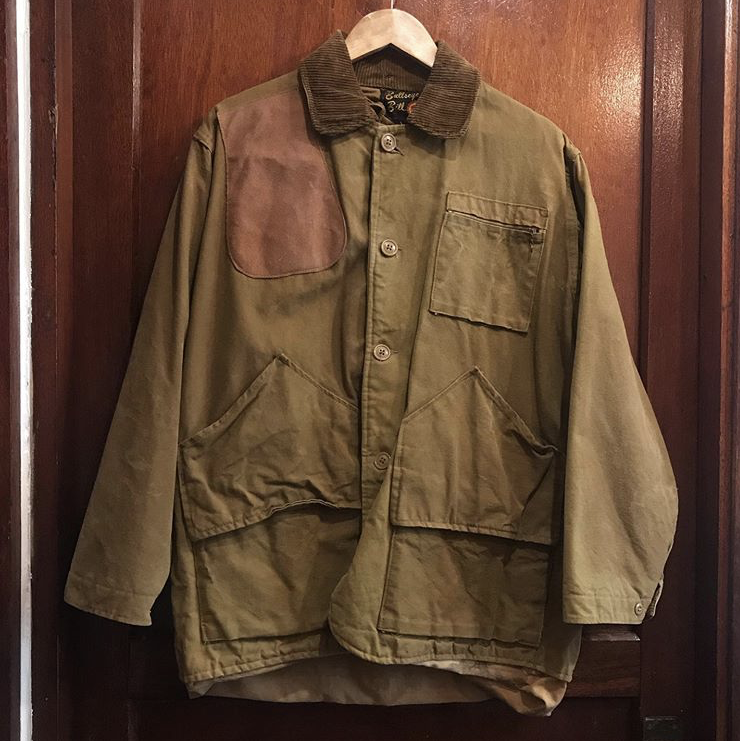 ★Vintage 1950's Hunting jacket★