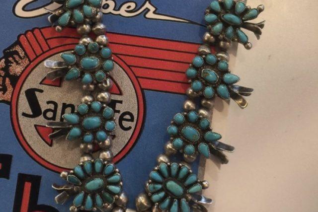 ☆Vintage Navajo necklace.★