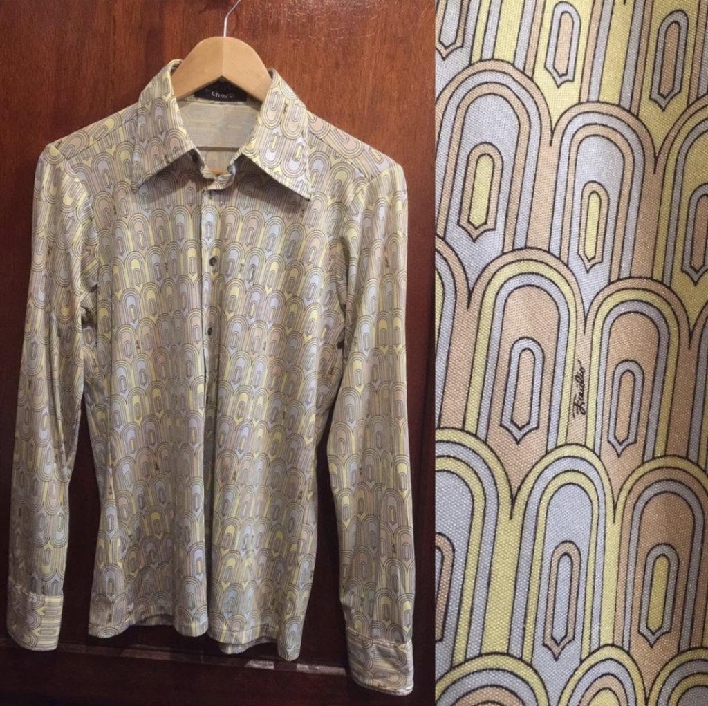 ★Vintage Emilio pucci shirts★