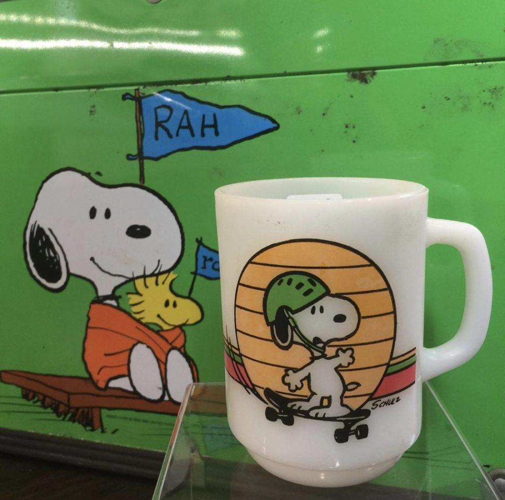 ☆★Vintage Snoopy Mug cup☆★