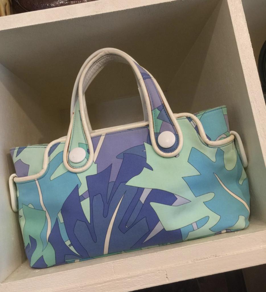 ♦Spring/ Summer Emilio Pucci handbag♦