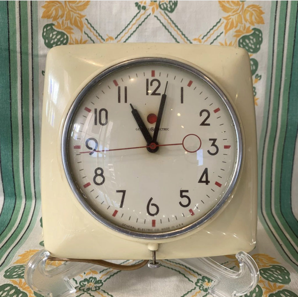 ♡♥50s Kitchen clock♥♡