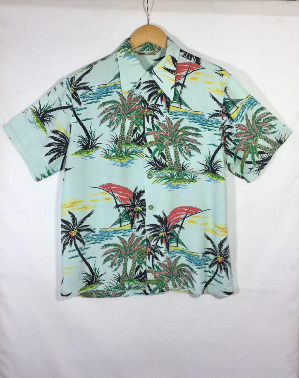 Vintage 1940's McGregor aloha shirts