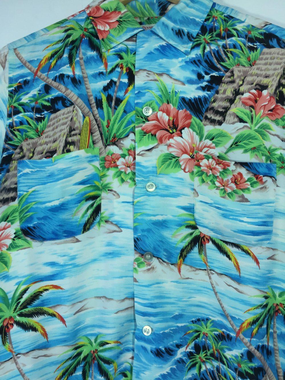 PENNY'S Vintage Aloha Shirts